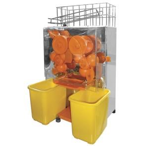 Spremiagrumi automatico inox cap. 20/25 arance/min. ø 85 mm max