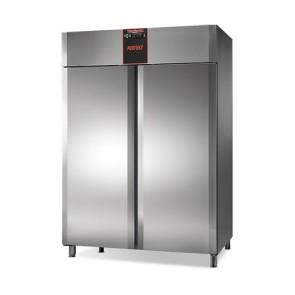 Armadio frigorifero hccp ventilato sistema 1400 lt2 vani da 700 lt 2 temp.-2/+8°c e -10/-25°c)