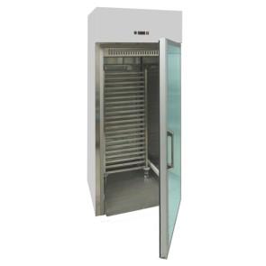 Armadio frigorifero professionale passante per carrelli temp. 0+8 c.
