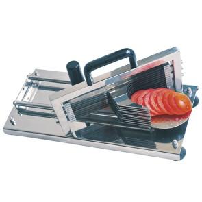Tagliaverdura manuale, spessore 5,5 mm