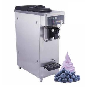 Macchina soft ice 1 gusto, capacità 9 litri condensazione ad aria