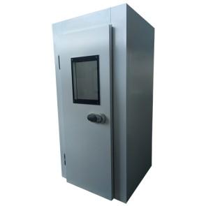 Minicella 1120X1120X2300h, spessore isolam. 60 mm, con gruppo a parete, 0°/+5°C
