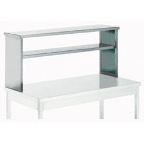 Mensola doppia per tavoli da 1200x300 mm